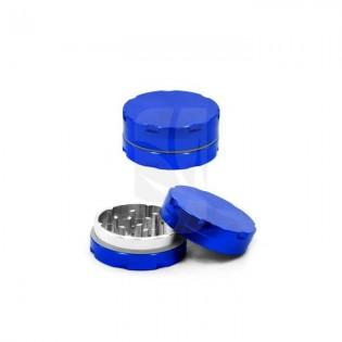 Grinder de Luxe 2 partes Azul 40 mm.