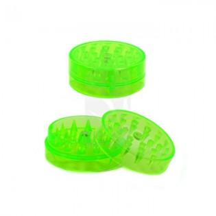 Grinder pequeño translucido Verde