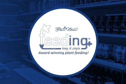 Comprar fertilizantes Green House Feeding ✅ Grow shop Hydroponics