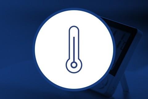 Termometros digitales para cultivos de marihuana