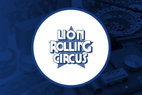 Papeles para fumar Lion Rolling Circus
