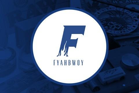 Papel FyahBwoy. Librillos FyahBwoy