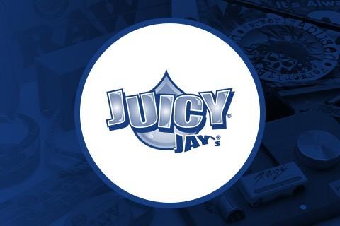 Juicy Jay's papel de fumar