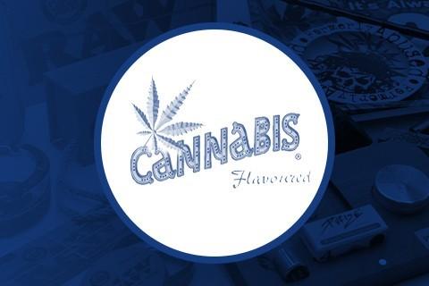 Papel de fumar Cannabis Flavoured