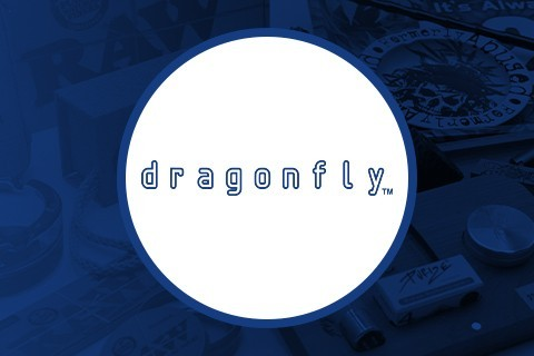 Papel para fumar Dragonfly