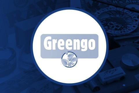 Papel Greengo. Papel de fumar Greengo
