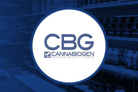Fertilizantes Cannabiogen ▷ Grow Shop Web