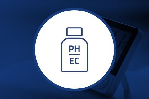 Líquidos calibradores de PH y EC ▷ Grow Shop Web